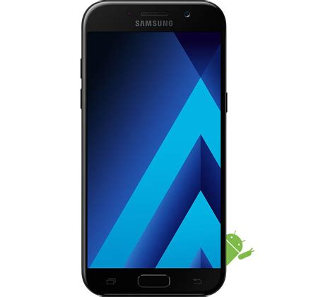 buy samsung galaxy a5 32 gb black free delivery currys