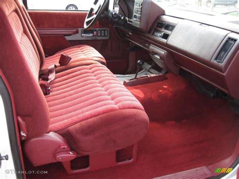 94 Silverado Interior by 1994 Chevrolet C K K1500 Z71 Extended Cab 4x4 Interior Photo 49403558 Gtcarlot