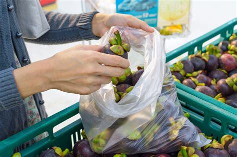 sacchetti di plastica per alimenti i sacchetti per frutta e verdura a pagamento