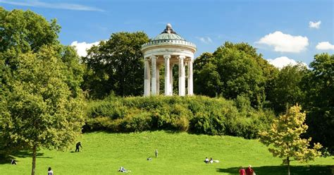 Englischer Garten Munchen Tickets englischer garten m 252 nchen tickets eintrittskarten