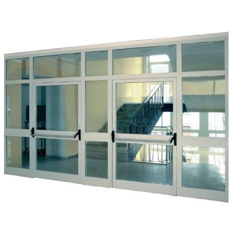 porta vetrata vendita porta vetrata tagliafuoco complessa rei 60 rei
