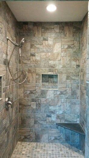 Rustic Bathroom Shower Ideas by Best 25 Shower Ideas On Log Cabin