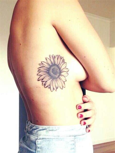 imagenes de tatuajes de girasoles flor de girasol tatuajes para mujeres