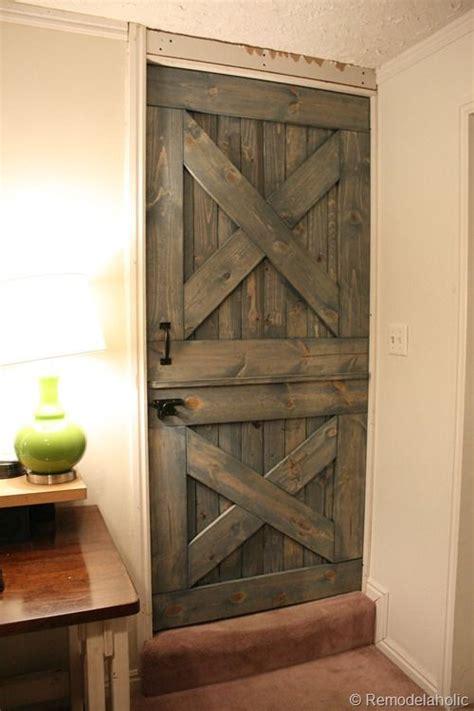 diy half door baby gate door diy plans barn door baby or pet gate with the option to the door