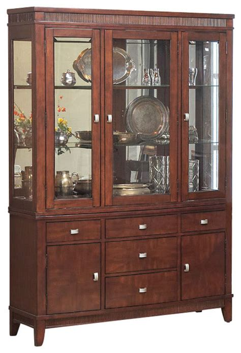 modern buffet and hutch saratoga hutch buffet contemporary buffets and sideboards by modern furniture warehouse