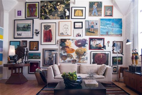 living room displays the best ways to display art in your living room decor