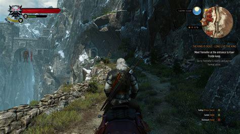 the witcher 3 wild hunt screenshot witcher 3 screenshots tonen ui en geweldige omgevingen