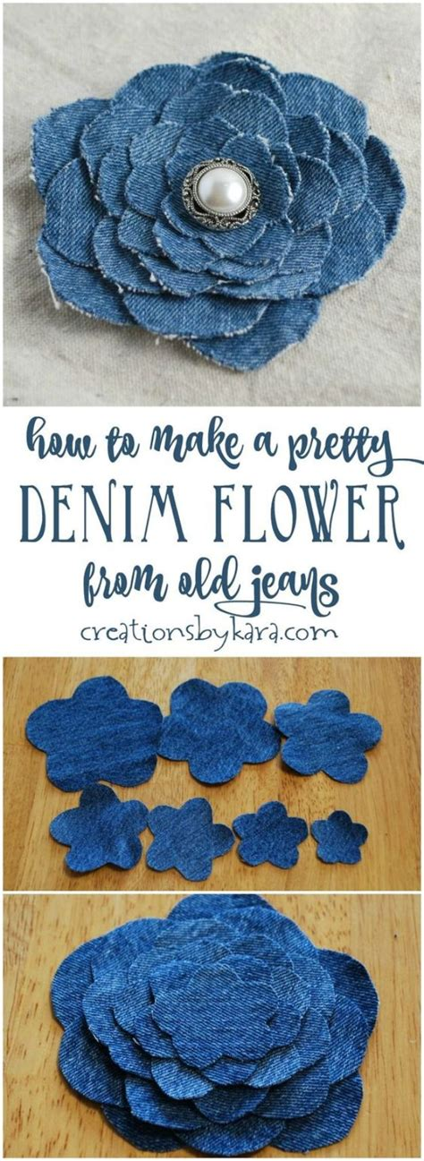 blue jean upcycles