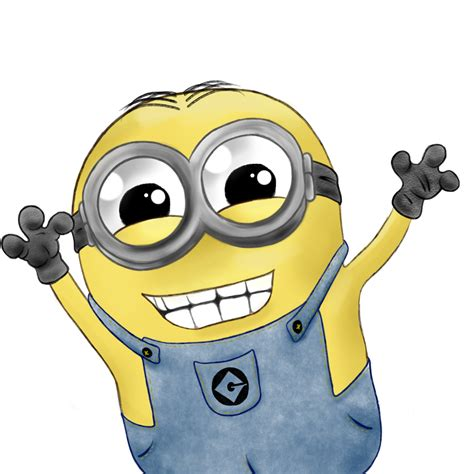 clipart minions deviantart more like minion despicable me by clipart