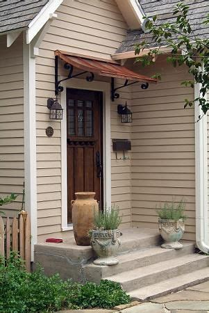 How To Make A Simple Door Canopy