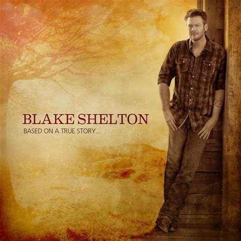 the with no based on a true story books shelton s new album based on a true story