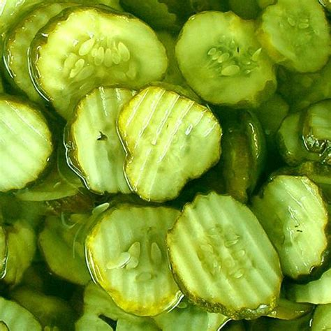 Pickle L by Sweet Pickle Chips Picklelicious Store
