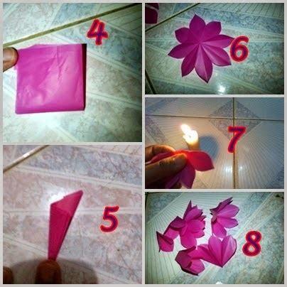 tutorial membuat buket bunga palsu kumpulan membuat bunga cara membuat bunga cantik dari
