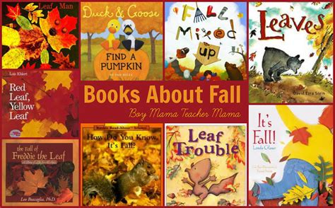 a season in my books books about fall