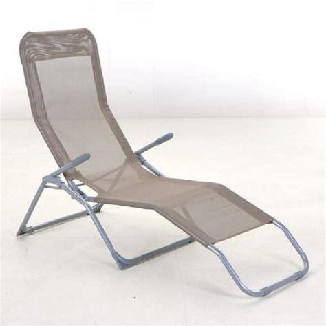 chaise transat transat chaise longue siesta vert achat vente