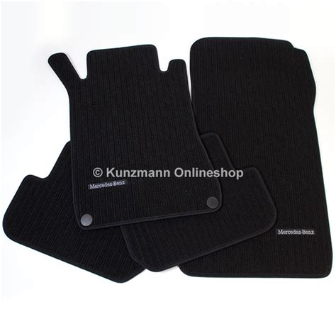 Mercedes Clk Car Mats car rib floor mats mercedes clk coup 233 and convertible w209