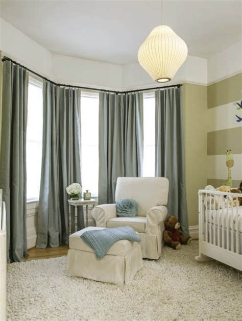 how to drape a bay window bay window drapes bay window curtains advice for your