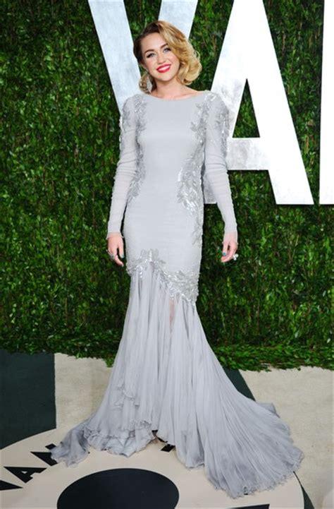 Miley Vanity Fair by Miley Cyrus Photos Photos 2012 Vanity Fair Oscar