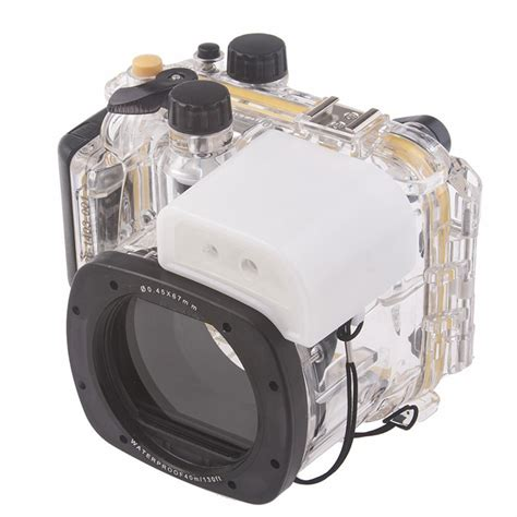 Canon Underwater Wp Dc48 For G15 meikon underwater diving waterproof housing cover