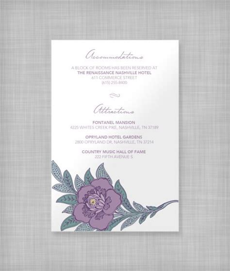 wedding website enclosure card template 93 best diy wedding rsvp enclosure card templates images