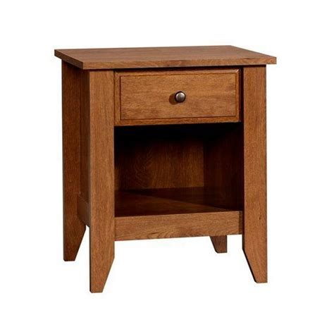 Sauder Shoal Creek Nightstand by Sauder Shoal Creek Collection Nightstand Oak