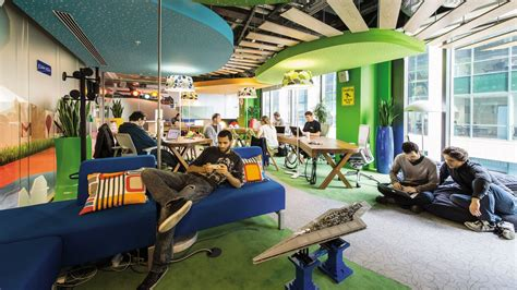 best learning environment interiors cool office interiors conoce 16 curiosidades de google que tal vez ignorabas