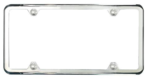 2013 volkswagen gti base license plate frame slim
