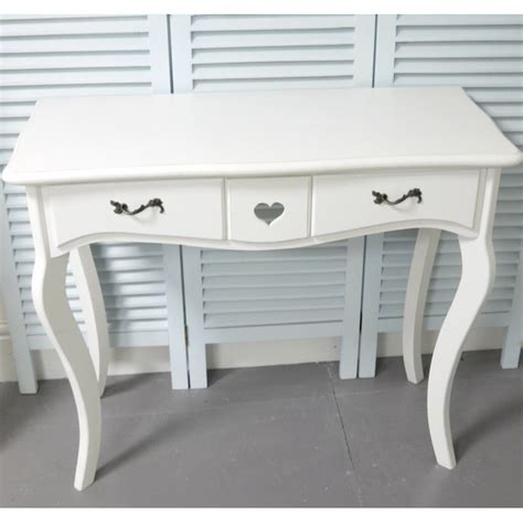 dressing table bedroom furniture dressing table with 2 drawers shabby chic bedroom furniture