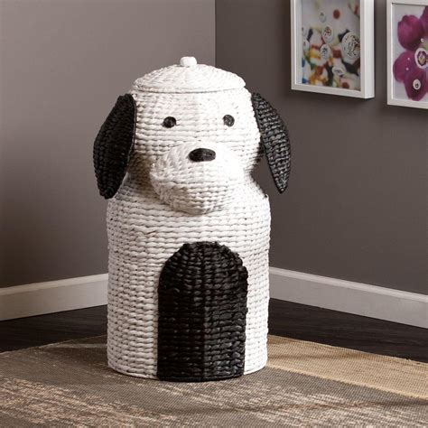 Baskets And Hers Laundry Storage The Home Depot Animal Laundry