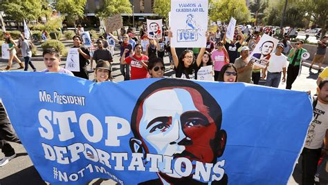 Deportation Records Information Hispanic Activists Vow To Keep Pressing White House