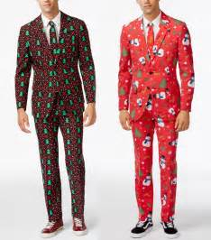 opposuits christmas suits macy s celebrates the holidays