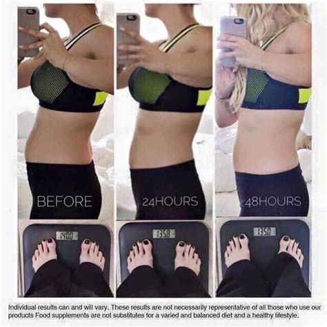 Make My Detox It Works Wrap by It Works Cleanse Before And After Pics It Works Wrap