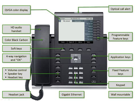 openscape desk phone ip 55g unify openscape desk phone ip 55g hfa icon black l30250