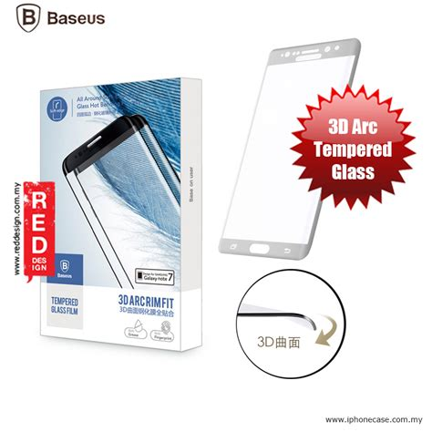 Tempered Glass Electroplanted Samsung Galaxy Note 7 Warna samsung galaxy note 7 note fe baseus 3d arc rimfit