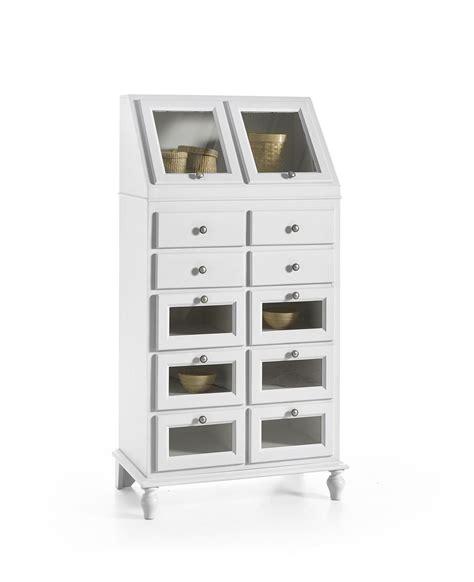 mobile dispensa cucina dispensa con cassetti in legno mobile artigianale