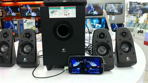 Speaker Logitech 5 1 Z506 Terlaris logitech surround sound speakers z506 dgn samsung galaxy
