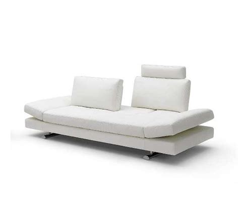 Kuka Sectional Leather Sofa by White Leather Sofa Bed Kuka 1510 Sofa Beds