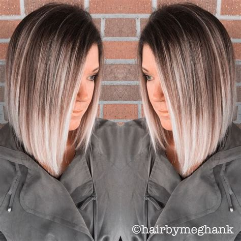 pictures of ombre hair on bob length haur 25 best ideas about medium length ombre hair on pinterest winter hair color short fall hair