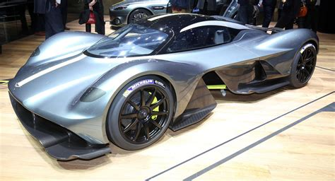 new aston martin valkyrie scares all other hypercars