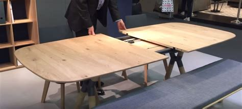 smart dining table expandable dining table the secret to making guests feel
