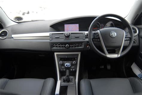 Mg6 Interior by Mg6 Diesel 2012 Interior Front Seat Driver