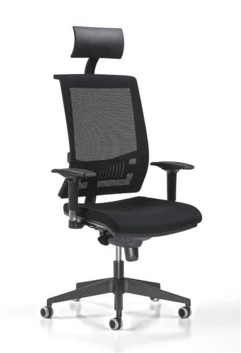 ruote sedie ufficio sedia direzionale con ruote braccioli e poggiatesta
