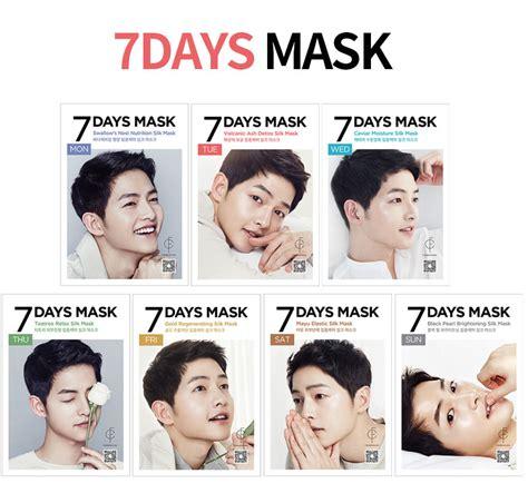 forencos 7 days mask forencos mask sheets shopping sale koreadepart