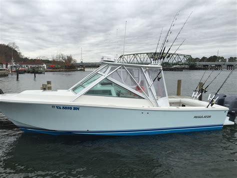 regulator boats express sold for sale 1992 26 regulator express 2014 restoration