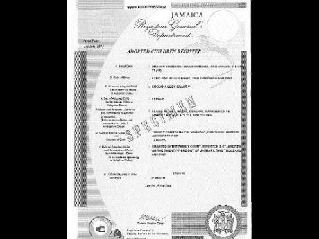 full birth certificate kingston don t label our children foster parents angry with rgd