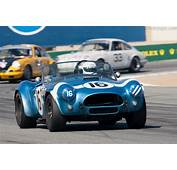 AC Shelby Cobra  Chassis CSX2259 2011 Monterey
