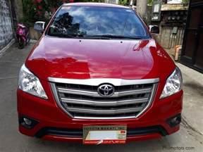 Phil Toyota Used Toyota Innova E 2016 Innova E For Sale Quezon