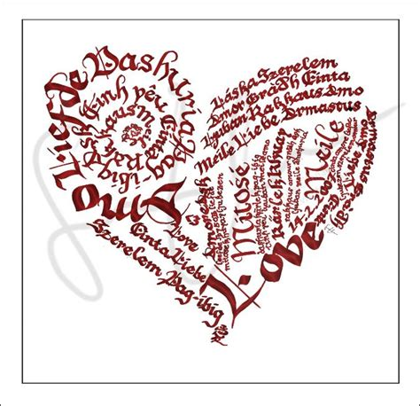 typography heart tutorial 38 best paper calligraphy tips ideas images on