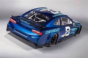 car race new 2018 chevy camaro zl1 nascar cup race car users in a new
