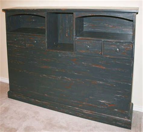 Solid Wood Bookcase Headboard by Bookcase Headboard With Storage Solid Wood Rustic